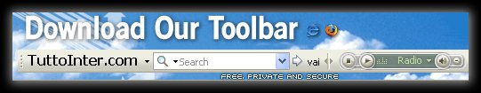 TUTTOINTER TOOLBAR